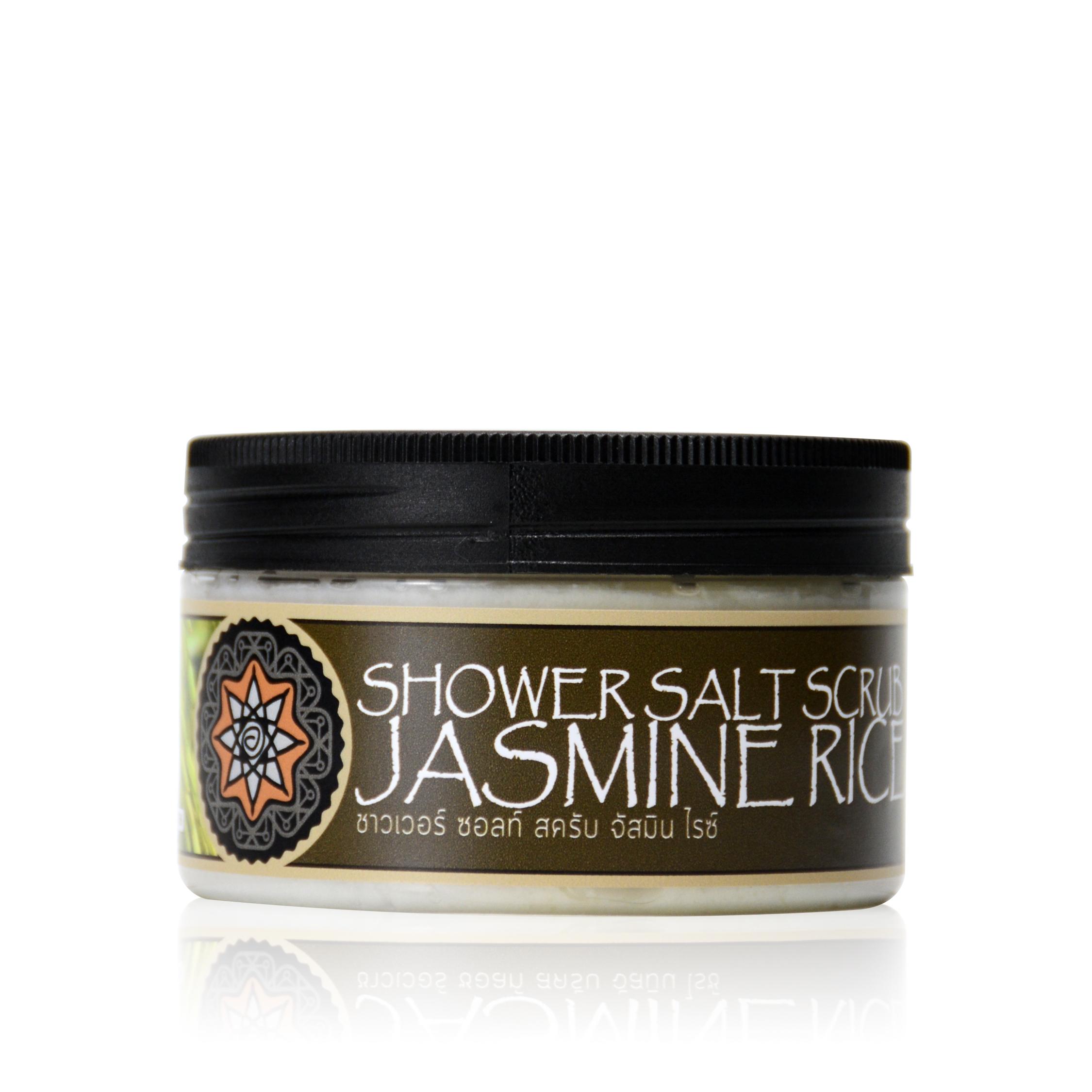 Muối tắm hương Hoa Nhài Body Salt Scrub Jasmine (350gram)