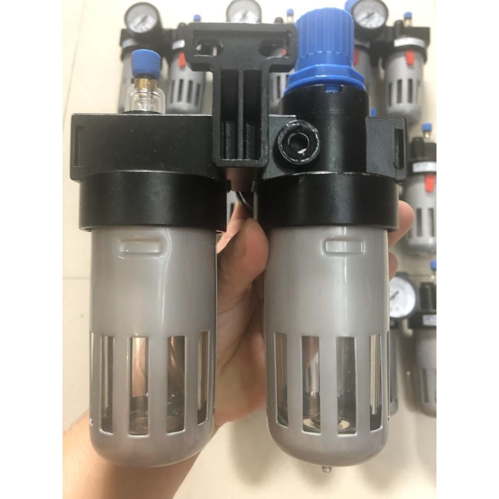 Bộ lọc đội khí nén có chỉnh khí BFC 2000 ren 13mm