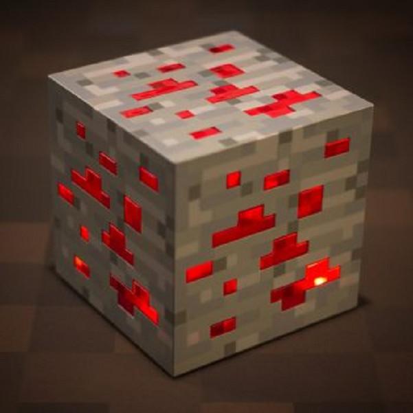 Đèn khối Redstone Minecraft