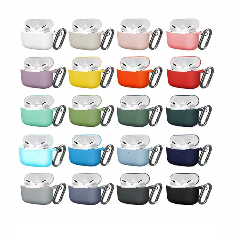 Airpods Pro Case, Ốp Silicone Bảo Vệ Dành Cho Airpods Pro