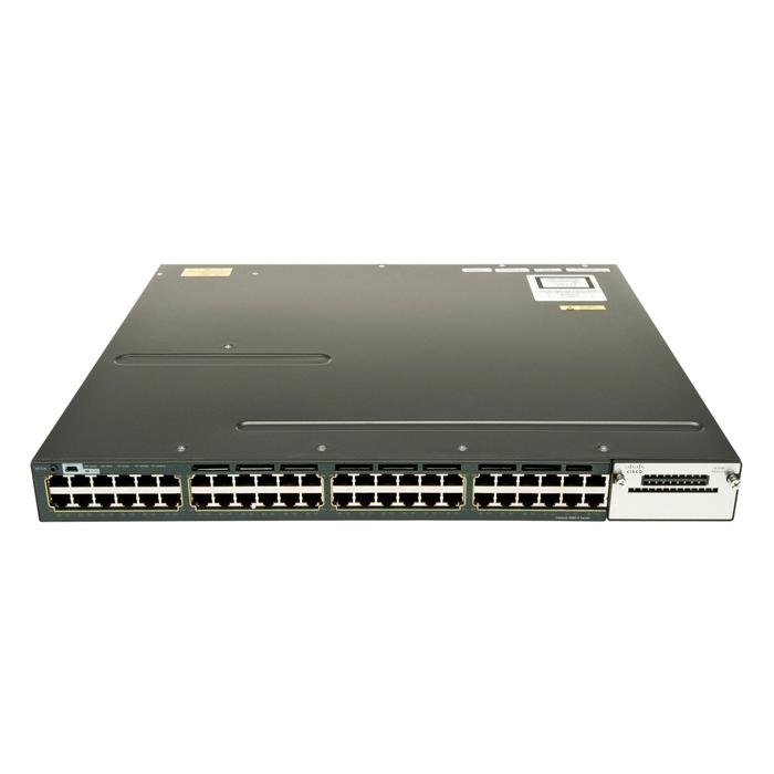 Thiết Bị Chuyển Mạch Cisco WS-C3560X-48P-E - Hàng Nhập Khẩu
