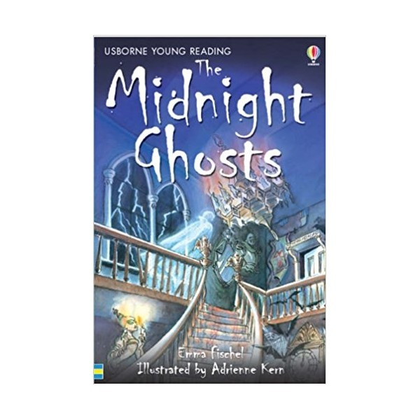 Usborne Young Reading Series Two: The Midnight Ghosts