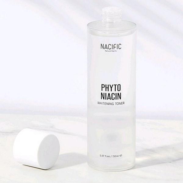 Nước cân bằng làm trắng da Nacific 150ml