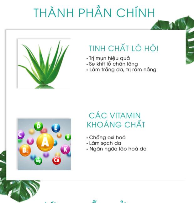Sữa Rửa Mặt Trắng Da Ngừa Mụn KN Beauty - Hydrating Cleansing Milk 120 ml