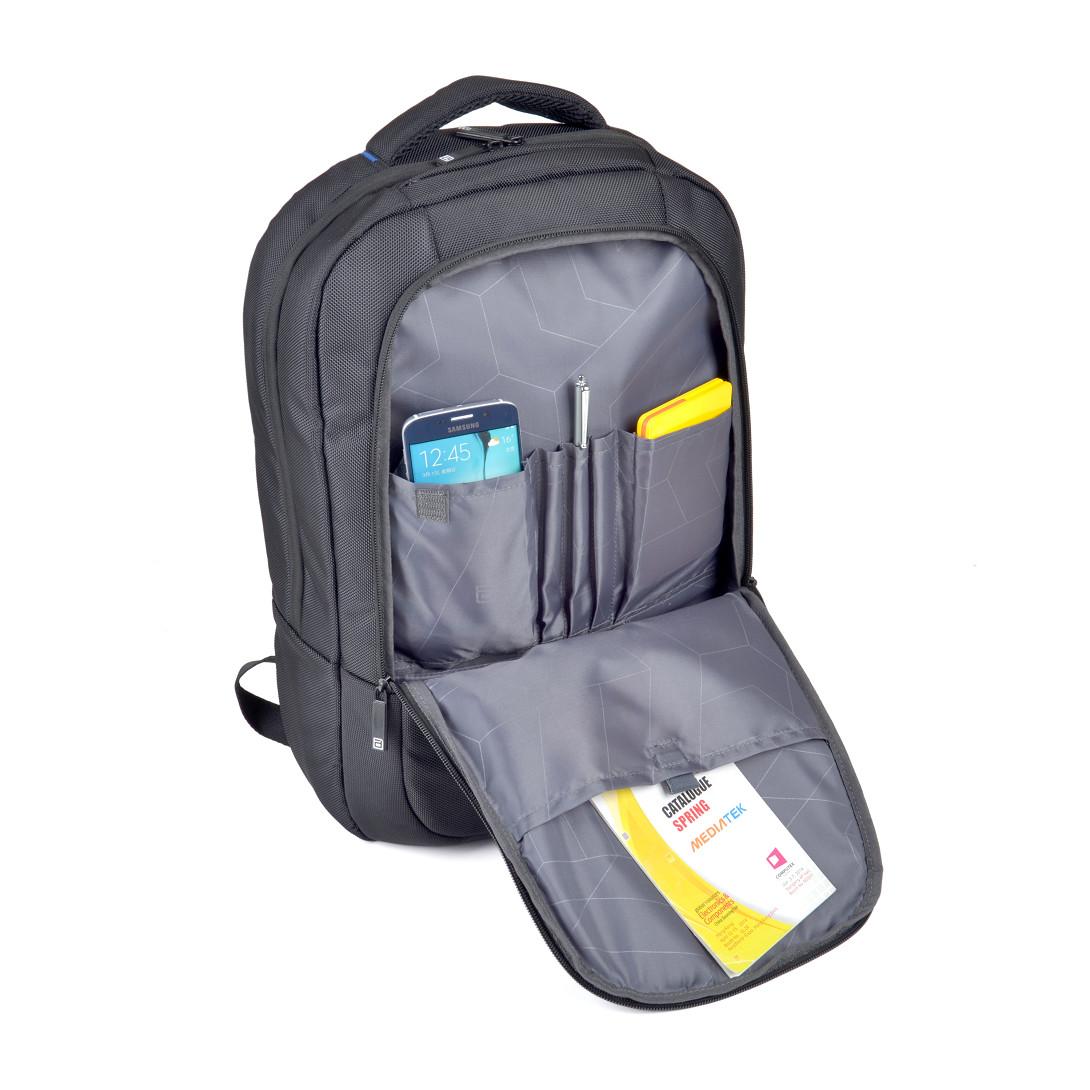 """Balo Laptop AGVA NW8015 15.6""""- ĐEN"""