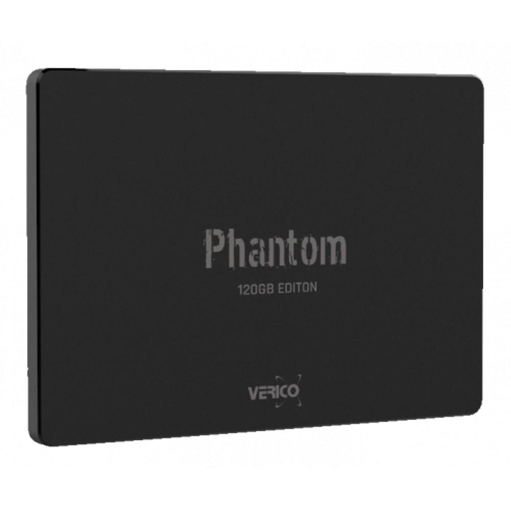 Ổ cứng SSD Verico Phantom sata III 120Gb Black- Hàng Chính Hãng