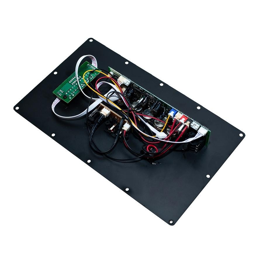 Mạch khuếch đại Bluetooth âm ly loa kéo 12-Inch FM Radio D00-313