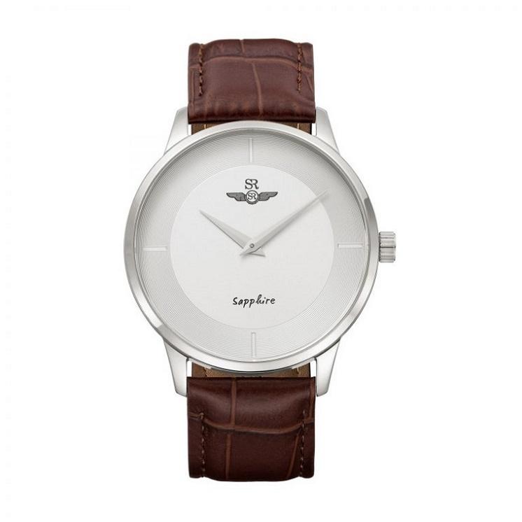 Đồng hồ nam Dây Da SRWATCH SG3004.4102CV