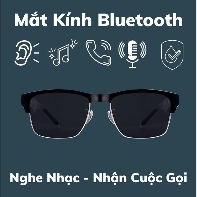 Kính Thông Minh Bluetooth Loa Stereo Mở M-K2 Âm Thanh 5.0 Với Tai Nghe Không Dây Kính Tai Nghe