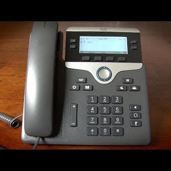 Điện thoại Ip phone Cisco CP-7841-K9 chính hãng