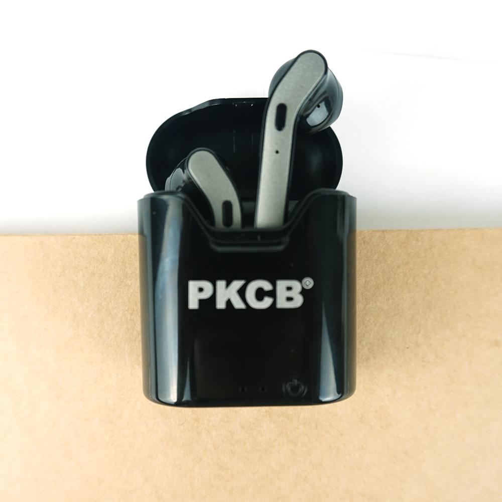 Tai nghe bluetooth 5.0 tai nghe nhét tai không dây có mic đàm thoại PKCB79 - Hàng chính hãng