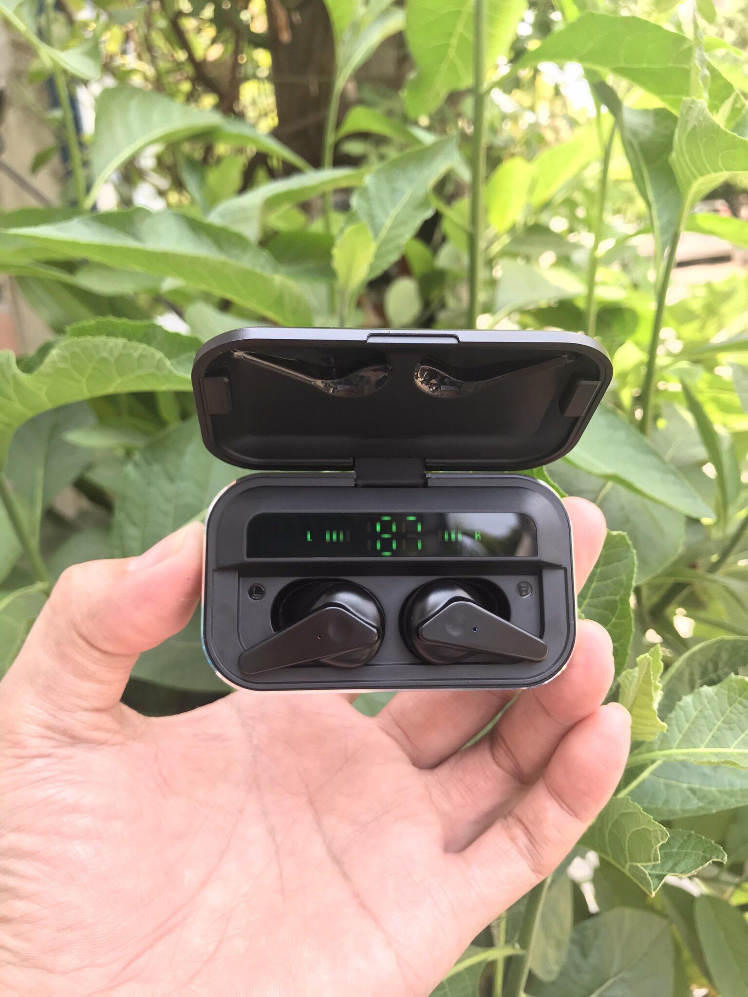 Tai nghe Bluetooth cao cấp sạc nhanh - chống ồn hiệu quả
