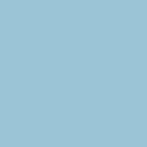 Phông giấy mỹ chụp ảnh studio màu xanh dương mã: 02