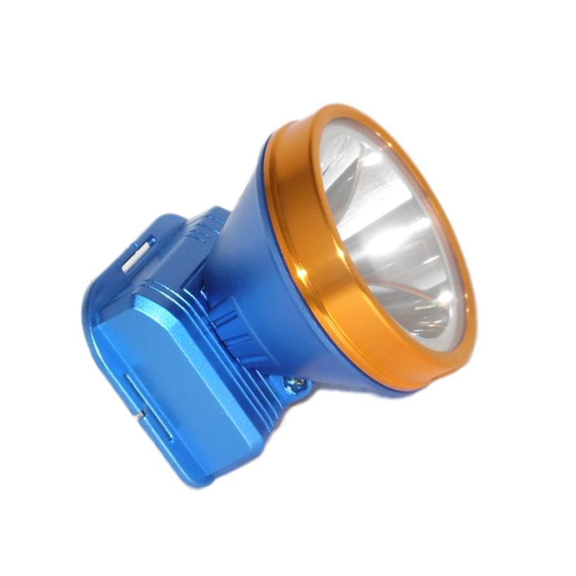 Đèn sạc pin đội đầu siêu sáng 1606 ( Ánh sáng vàng)