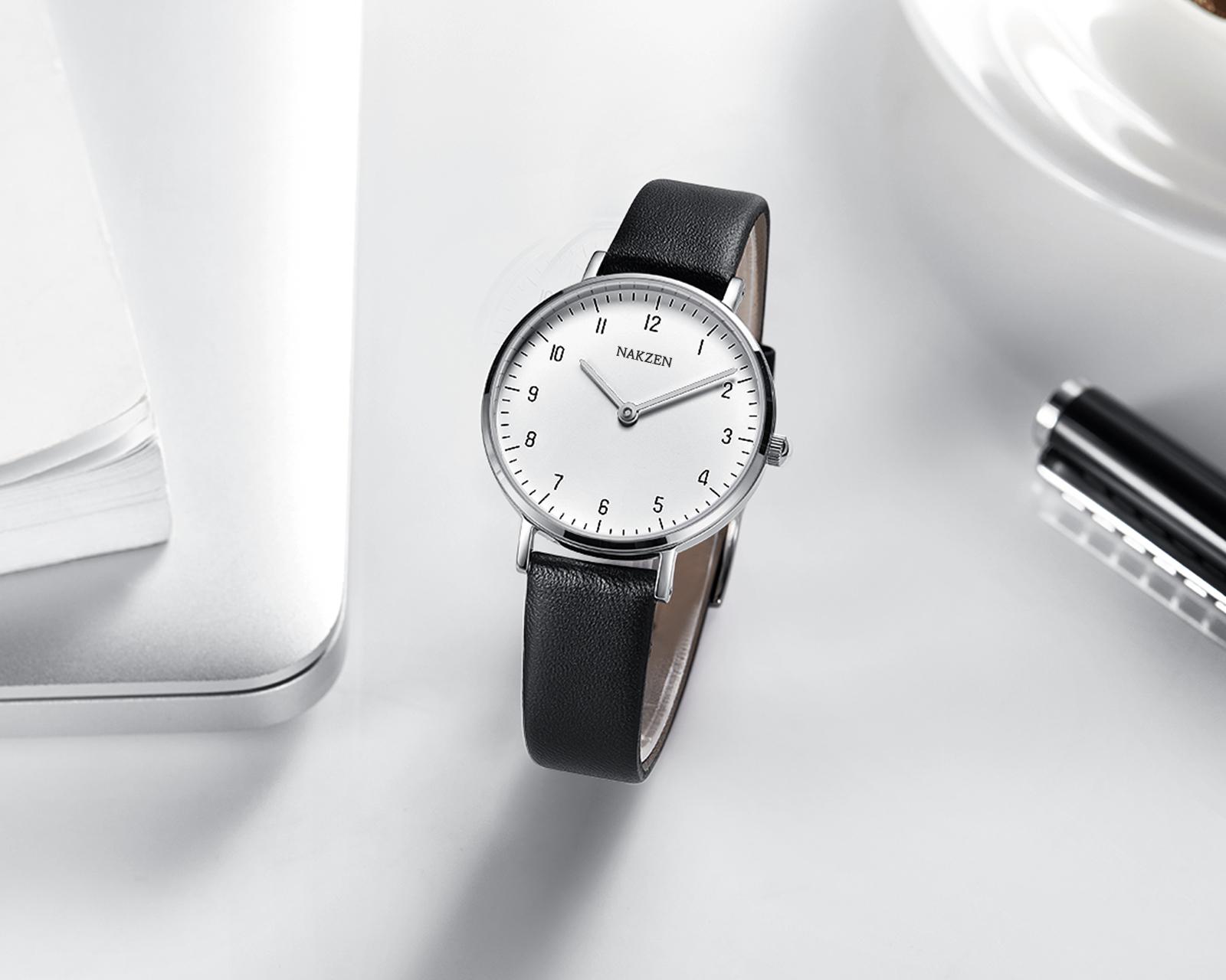 Đồng hồ Nữ cao cấp Nakzen Nhật Bản - SL9001L-7D - Hàng Chính Hãng