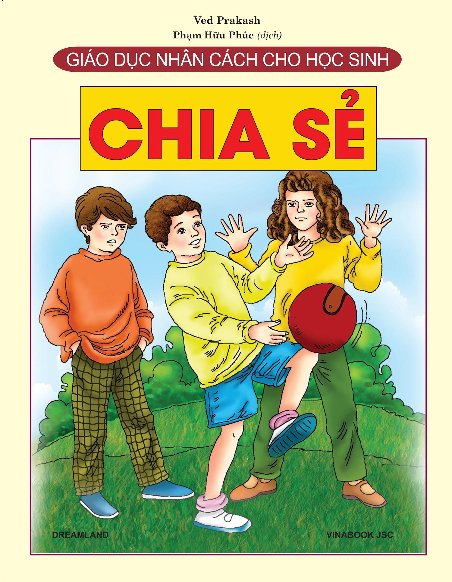 Combo Sách Giáo Dục Nhân Cách Cho Học Sinh (3 cuốn): Lễ Phép + Hòa Đồng + Chia Sẻ