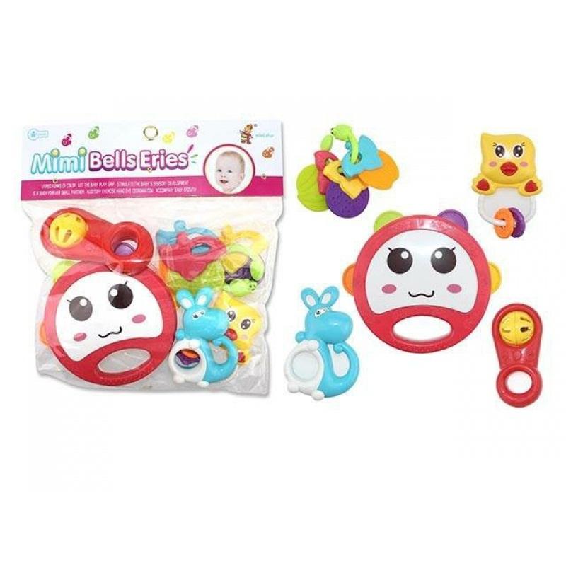 Túi đồ chơi xúc xắc 5 món Toys House 776-1