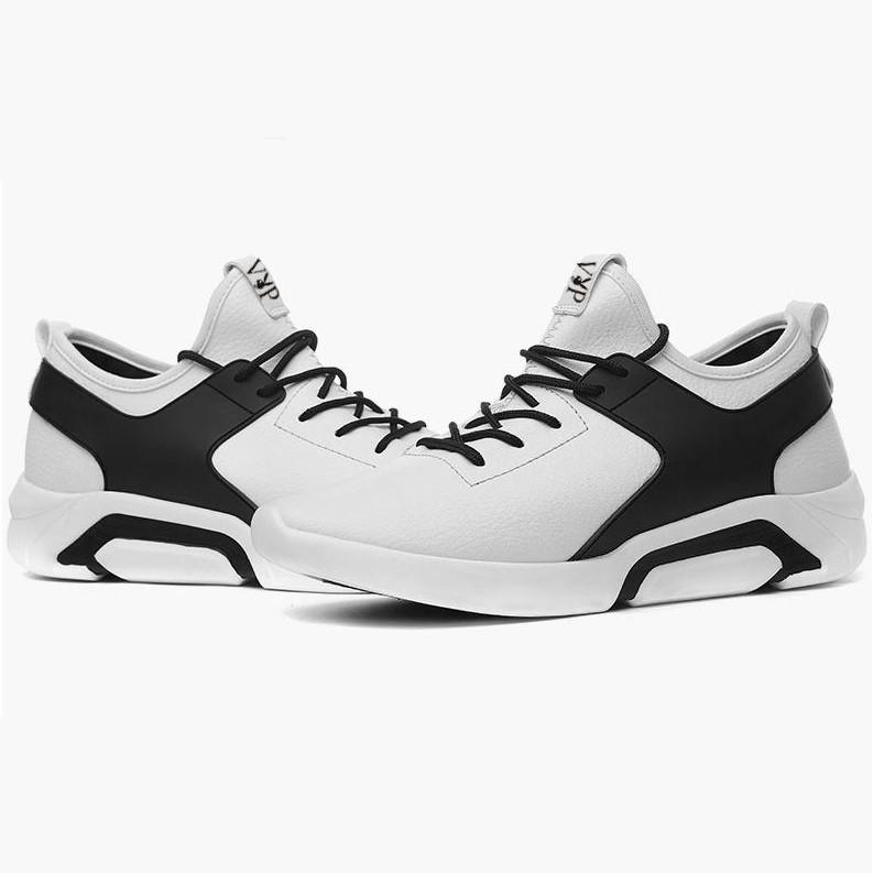 Giày sneaker thể thao nam thời trang buộc dây đẹp và chất