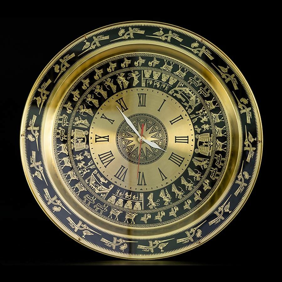 Đồng hồ Trống Đồng