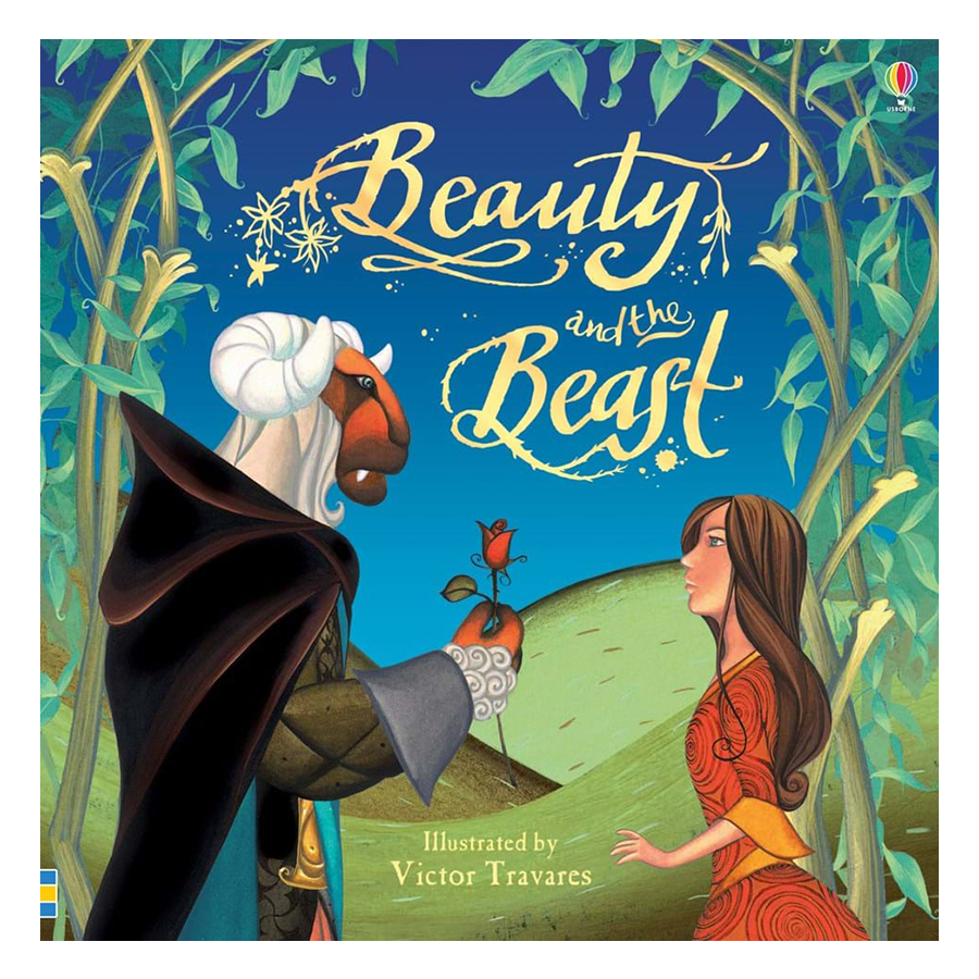 Usborne Beauty and the Beast