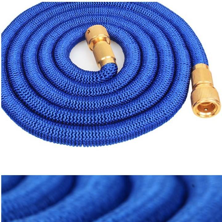 Vòi phun nước rửa xe tưới cây tăng áp thông minh giãn nở khi sử dụng 701-2709