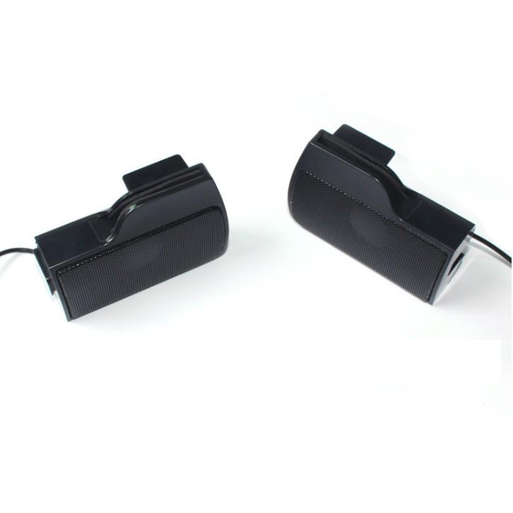 Loa máy vi tính âm thánh kép nguồn USB