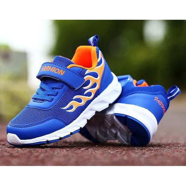 Giày siêu nhẹ cho bé size 30-37 - giày sneaker cho bé - giày bé trai bé gái - giày thể thao bé trai bé gái