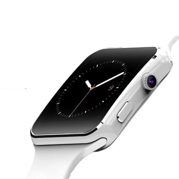 Đồng hồ thông minh kết nối bluetooth chống thấm nước X6 dành cho hệ điều hành iOS, Android -dc3031