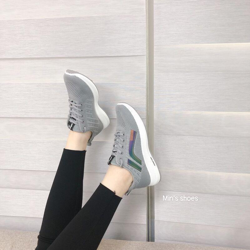 Min's Shoes - Giày Thể Thao Lưới Khí Công Nghệ Mới TT114