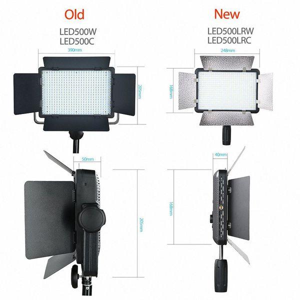Đèn Led quay phim GODOX LED500LR-C ( Hàng Cty ) - Hàng Nhập Khẩu