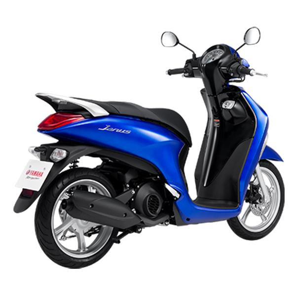 Xe Máy Yamaha Janus Bản Tiêu Chuẩn 2019 - Xanh Dương