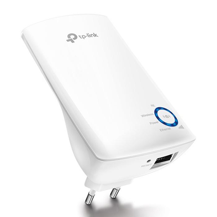 Bộ Mở Rộng Sóng Wi-Fi Tốc Độ 300Mbps TP-Link TL-WA850RE - Hàng Chính Hãng