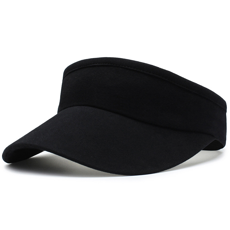 Mũ lưỡi trai - Nón kết không nóc không khóa vải cotton năng động - phù hợp sử dụng khi chơi thể thao ngoài trời hoặc du lịch, dã ngoại, tập Gym