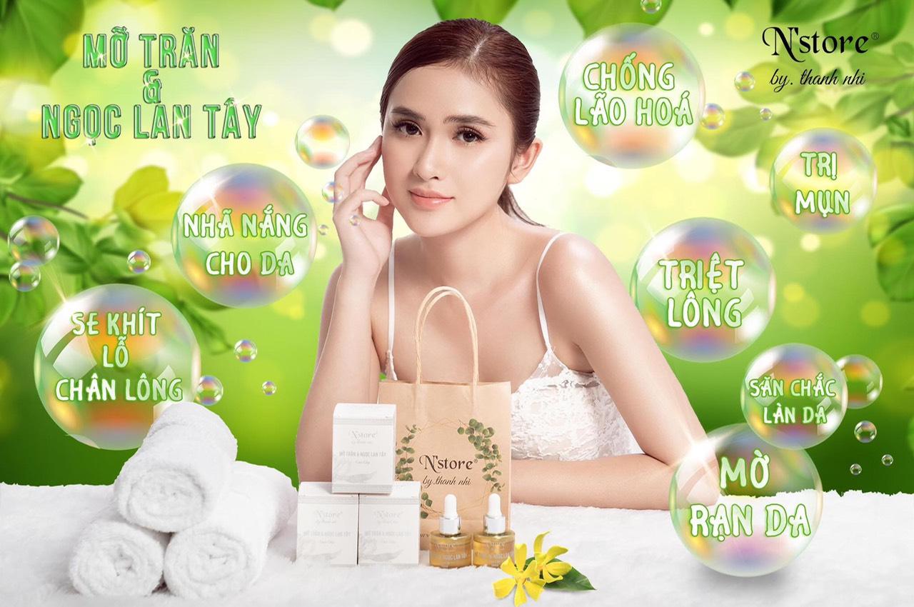 Serum Triệt Lông và Chăm Sóc Da Body Mỡ Trăn & Ngọc Lan Tây N'store By Thanh Nhi ( 1 hũ 30 ML)