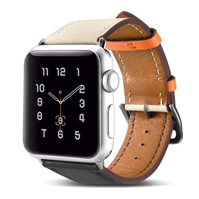 Dây da  thay thế cho Apple watch – iCarer  ( Hàng Chính Hãng )