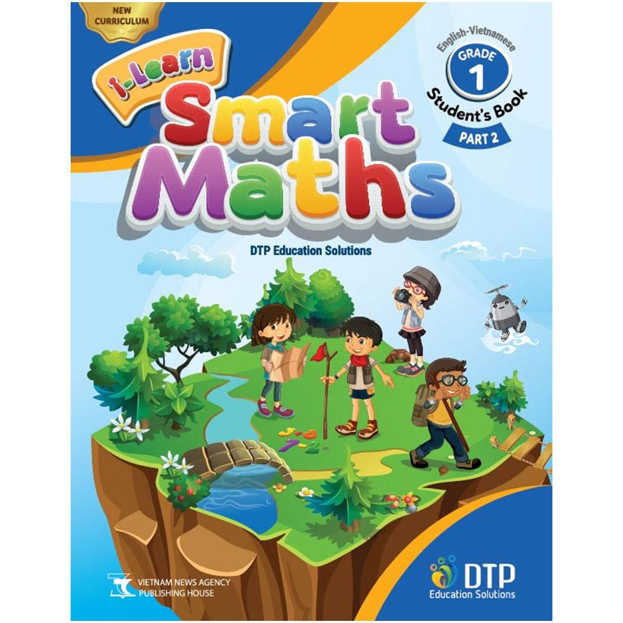 i-Learn Smart Maths Grade 1 Student's Book Part 2 (ENG-VN)