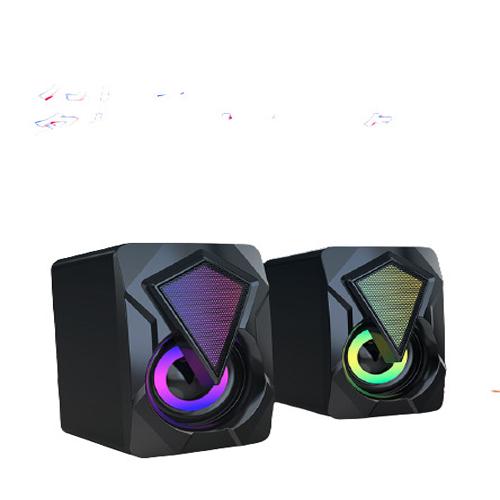 Loa Máy Tính Game Thủ Ldk.ai Audio Visualizer - Hàng Chính Hãng