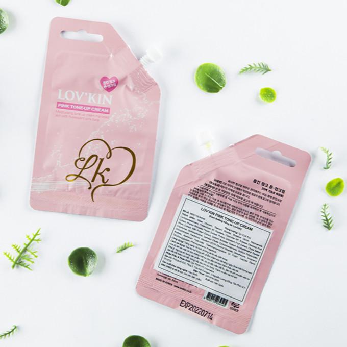Kem dưỡng trắng da Lov'kin Pink Tone up Cream 20G