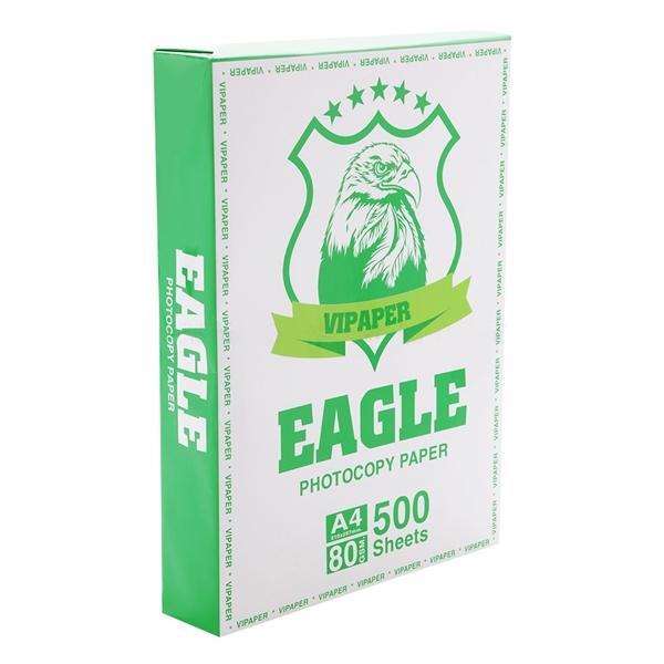 Thùng-Giấy A4 EAGLE ĐL 80 gsm,5ram/thùng