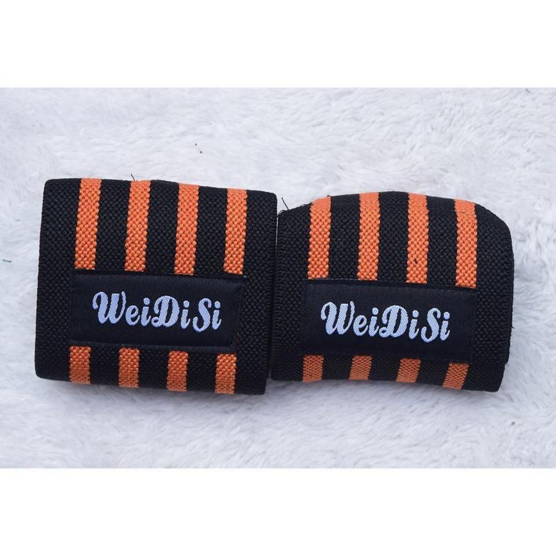 Bộ 2 băng quấn bảo vệ cổ tay tập gym Weidisi 8805 cao cấp-Màu ngẫu nhiên
