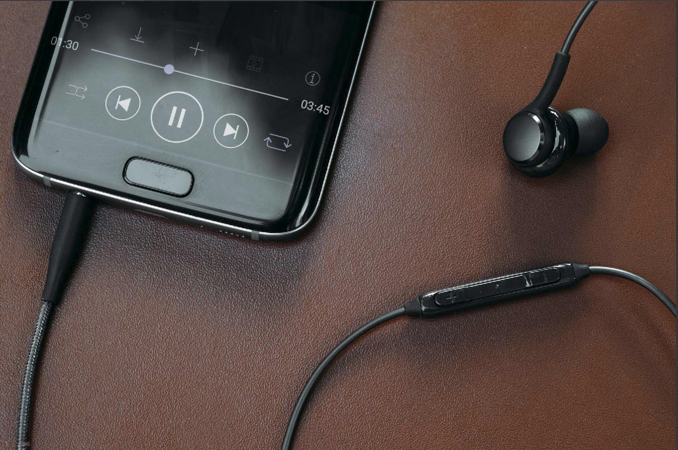 Tai Nghe/Hearphone/Earphones Có Mic, Có Dây, Dành Cho Cách Dòng Điện Thoại Iphone Samsung, OPPO, Jack 3.5 SS