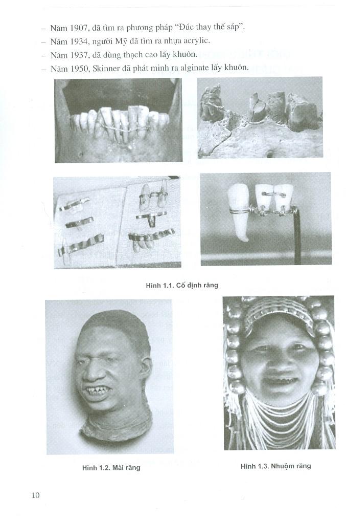 Phục Hình Răng Cố Định (Dùng Cho Sinh Viên Răng Hàm Mặt)