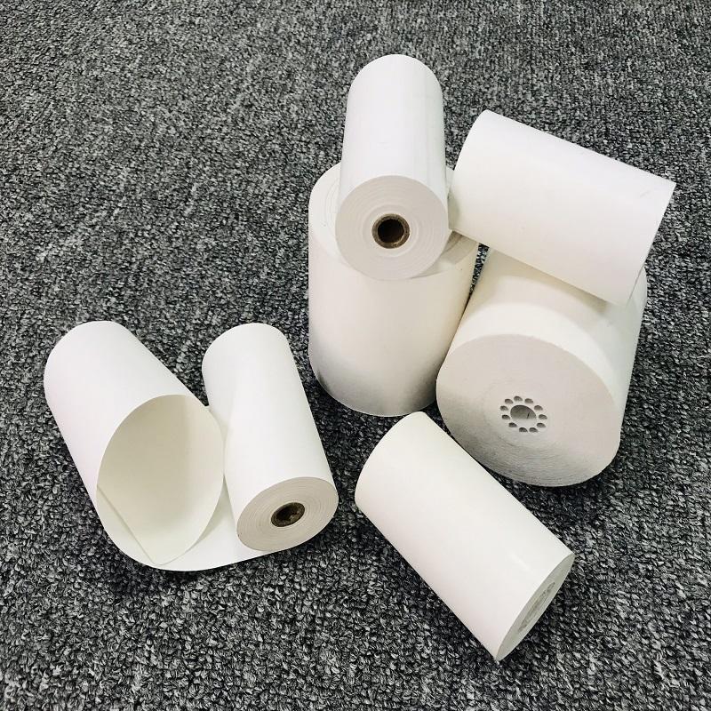 Giấy in nhiệt K80, giấy in hóa đơn K80 (bill), giấy nhiệt K80 x 65mm - Hàng chính hãng