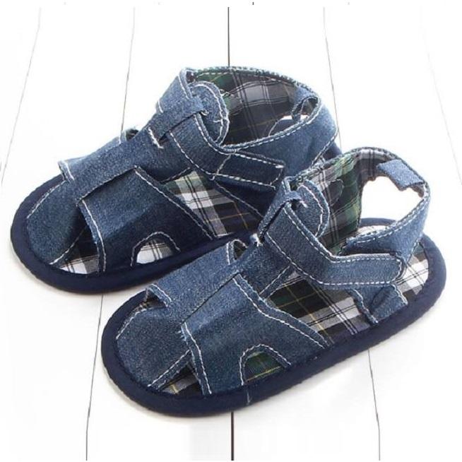 Giày Sandal Tập Đi Cho Bé