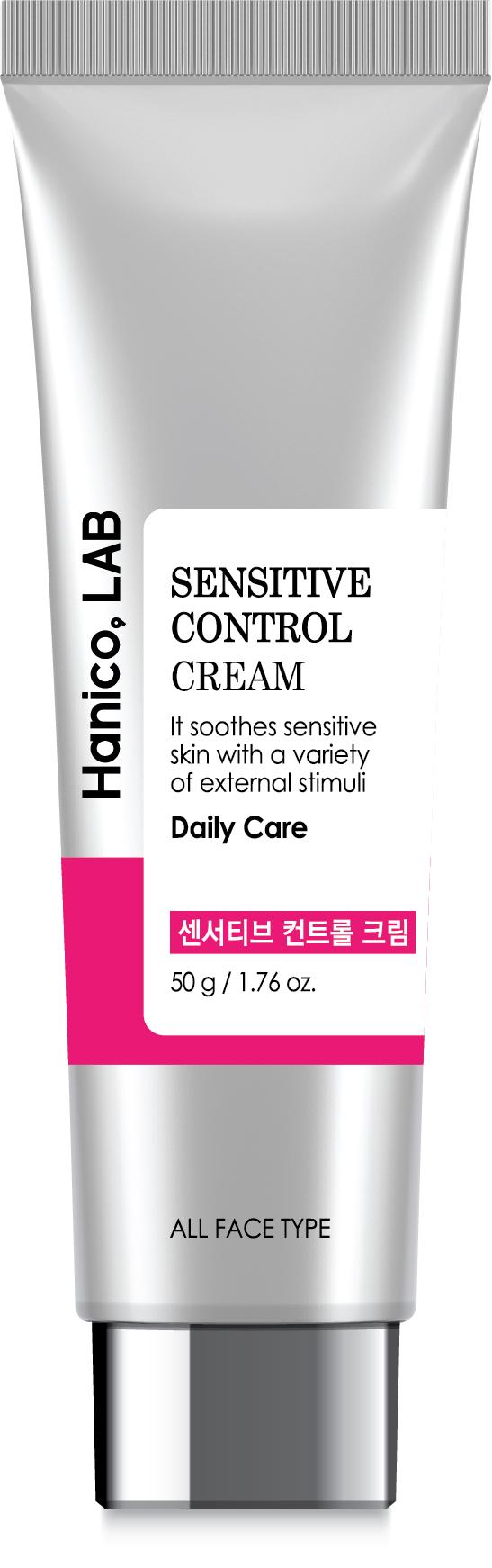 Kem Dưỡng Chuyên Sâu Dành Cho Da Nhạy Cảm Hanico, Lab/ Hanico, Lab Sensitive Control Cream (50g)