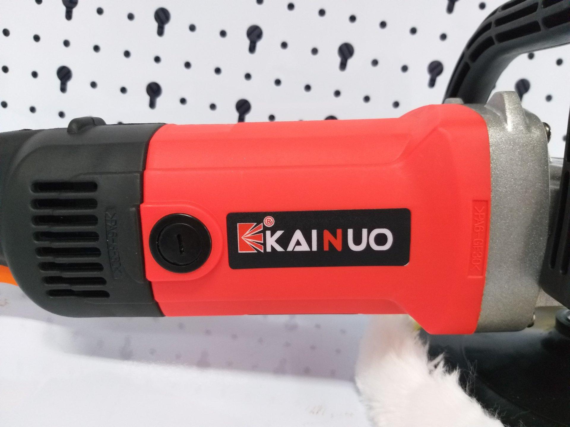 Máy đánh bóng 180mm Kainuo 1806 (1200W)- Chính hãng