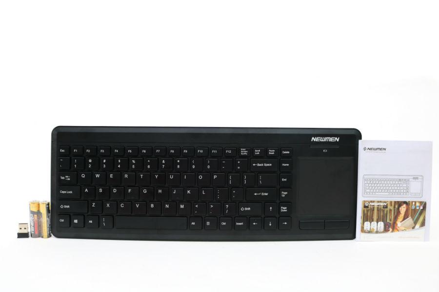 Bàn phím máy tính  không dây NEWMEN K640TP - Hàng Chính Hãng