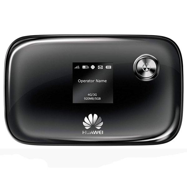 Bộ Phát Wifi 3G/4G Huawei E5776 150Mbps Tốc Độ Cao Pin 10 Tiếng - Hàng Nhập Khẩu