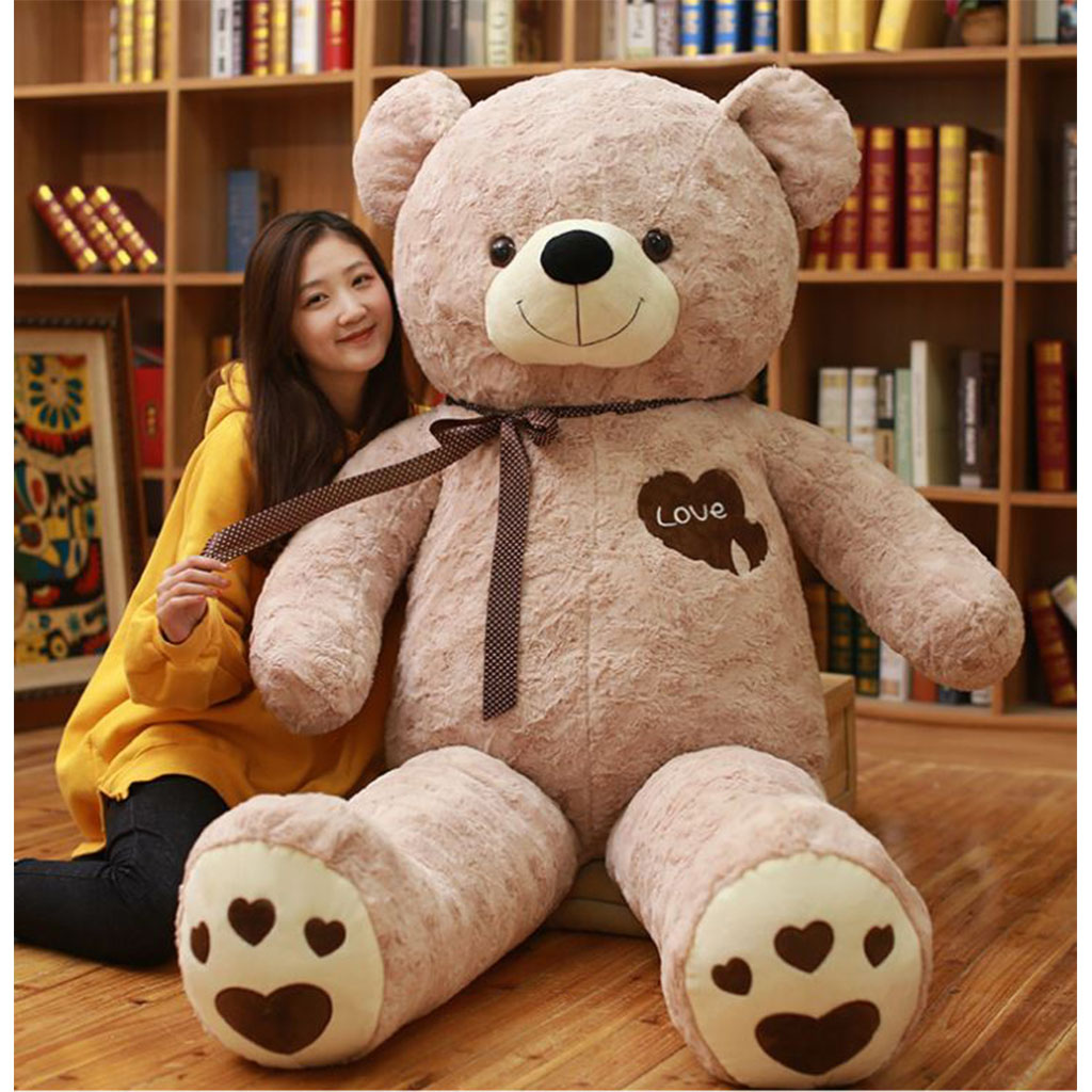 Gấu bông lớn, gấu bông siêu to khổng lồ, thú bông cao cấp