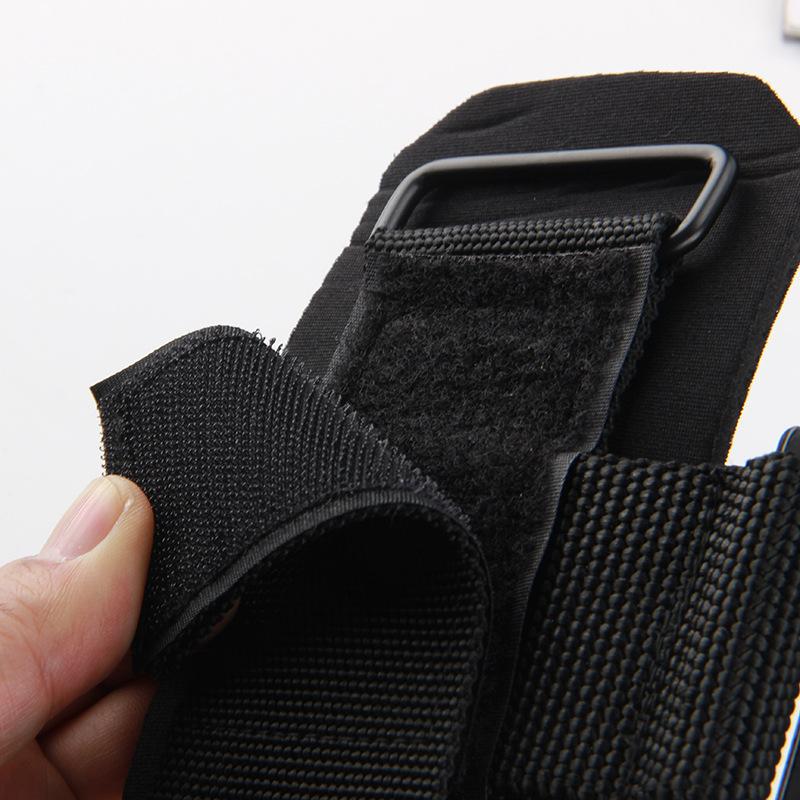 Quấn cổ tay có móc hỗ trợ nâng tạ, kéo xà, tập xô Sportslink GE035